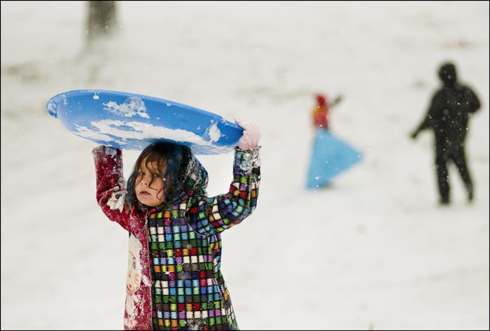 Snow|James