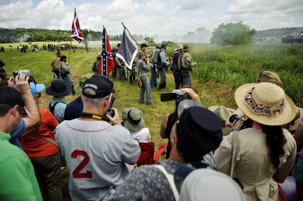 Gettysburg 150|James Robinson
