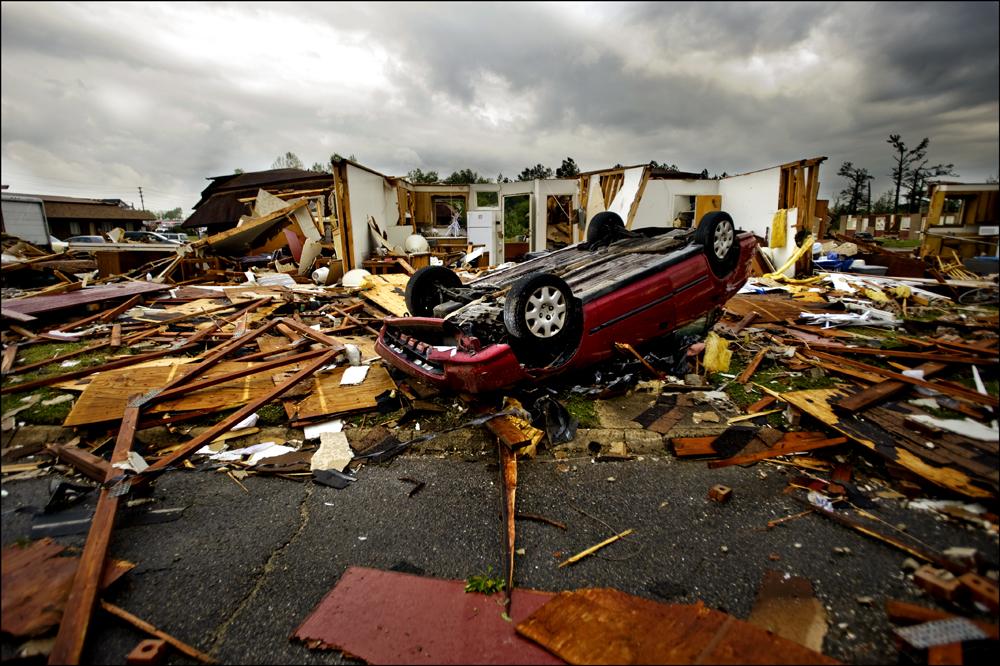 Tornado|James